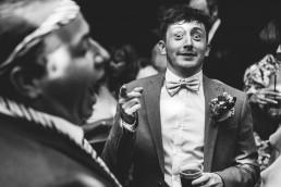 amazing wedding in a tipi