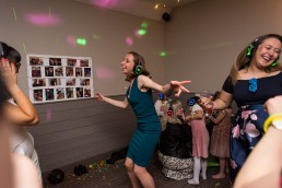 wedding silent disco