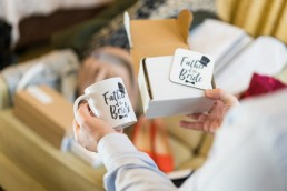 father of the bride gifts - mug