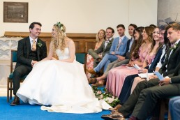 weddings at St Chads Church woodseats